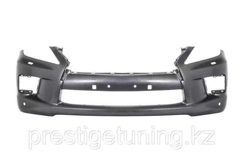 Передний бампер Lexus LX570 2012-15 Оригинал
