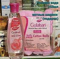 Розовая вода 250мл Rose Water Dabur