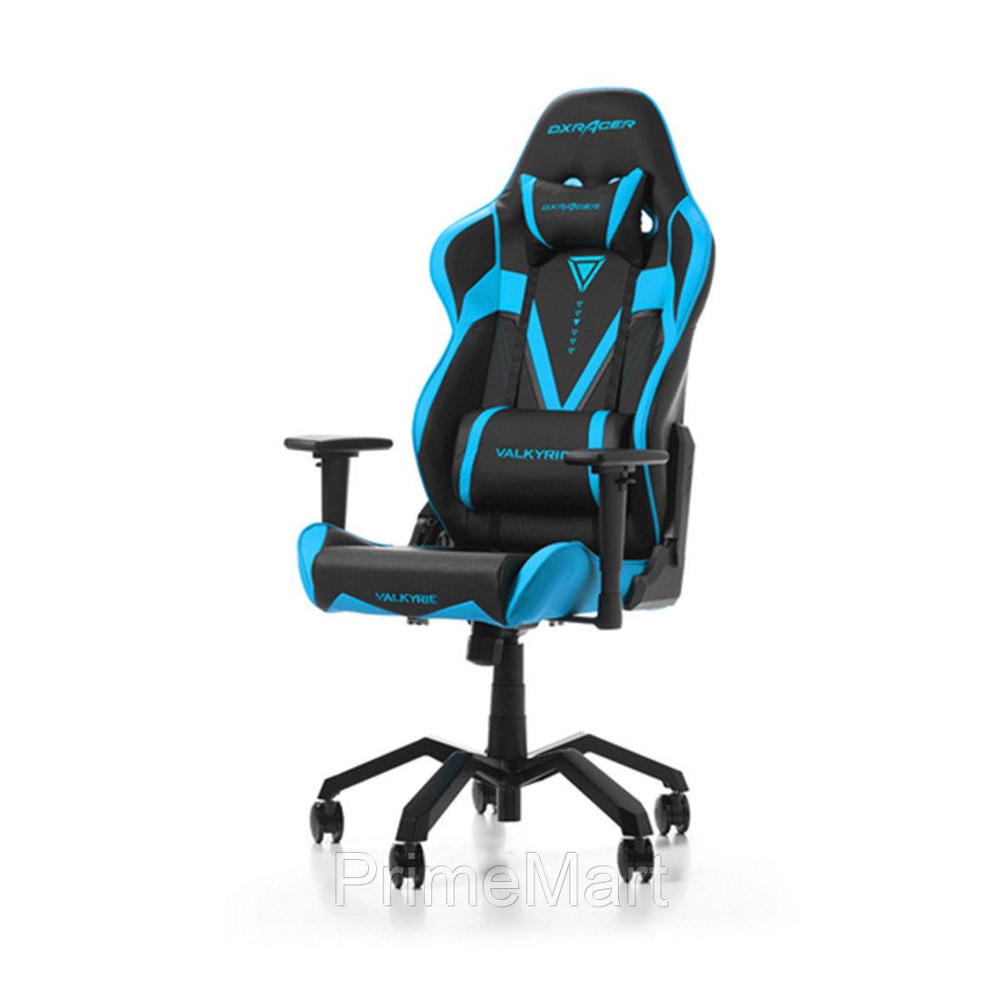 Игровое компьютерное кресло, DX Racer,  OH/VB03/NB, ПУ экокожа, Вид наполнителя: губчатая пена высокой