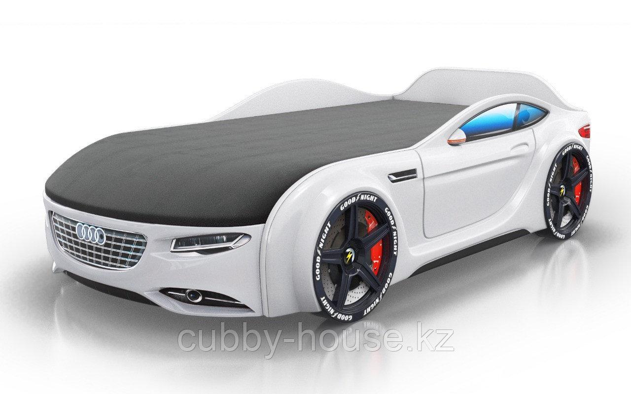 Кровать-машинка Romack Junior