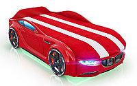 Кровать-машинка Romack Junior Красный