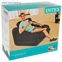 Кресло-трансформер надувное ,INTEX, 107 х 221 х 66 см