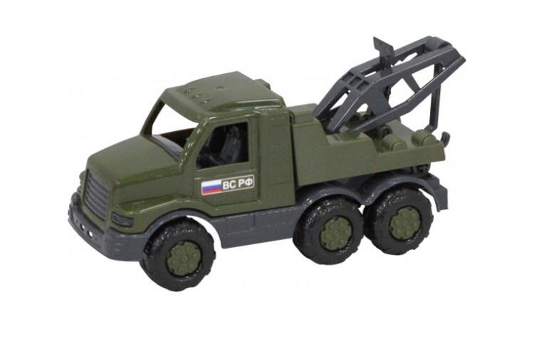 Автомобиль-эвакуатор военный «Максик»