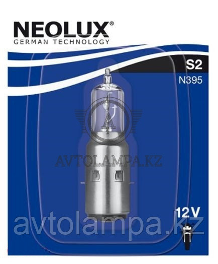 Лампа S2 (35/35W стандарт Moto Одиночный блистер) - фото 1