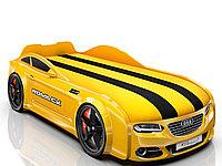 Кровать-машинка Romack Real-M Желтый