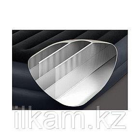 Надувной матрас-кровать  Intex со встроенным насосом 191 х 99 х 42 см, фото 2