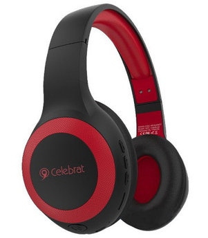 Bluetooth наушники Celebrat A23 Red