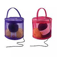 Портативная сумка (футляр) для пряжи