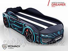 Кровать-машина Dreamer Неон, фото 3
