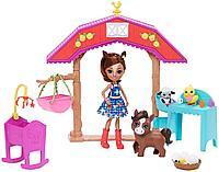Энчантималс игровой набор с куклой лошадкой и аксессуарами, фото 1