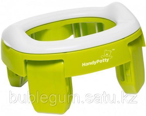 Горшок Roxy Kids дорожный и насадка на унитаз HandyPotty