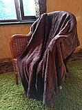 Плед барашек полуторка, фото 7