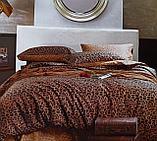 Люксовый двуспальный постельный комплект, фото 9