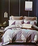 Люксовый двуспальный постельный комплект, фото 8