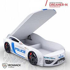 Кровать-машина Romack Dreamer-M Полиция, фото 3