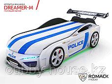 Кровать-машина Romack Dreamer-M Полиция, фото 2