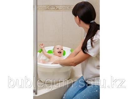 Ванночка Roxy Kids с анатомической горкой и сливом