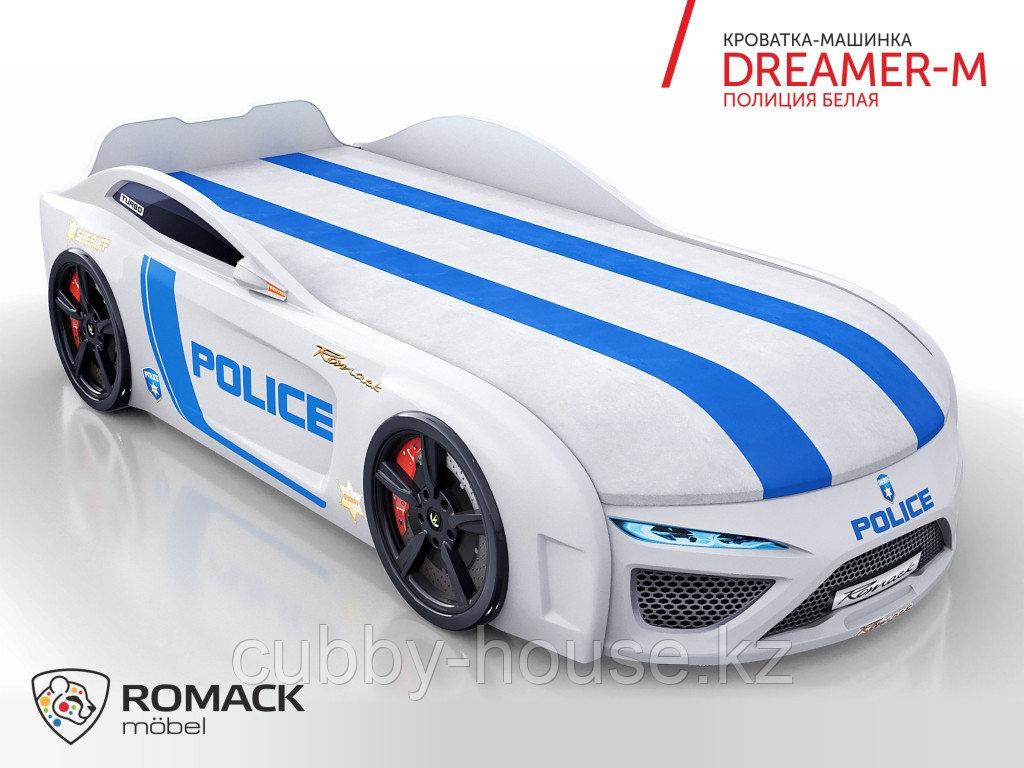 Кроватки-машинки Romack Energy