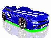 Кроватки-машинки Romack Energy Синий