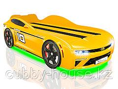 Кроватки-машинки Romack Energy Желтый