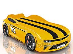 Кроватки-машинки Romack Energy-M Желтый