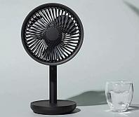 Портативный вентилятор Xiaomi Solove Desktop Fan (Black), фото 1