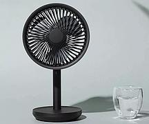 Портативный вентилятор Xiaomi Solove Desktop Fan (Black)