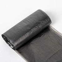 Пакеты для мусора черные 30 литров