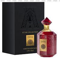 Attar Collection Diva масло объем 10 мл (ОРИГИНАЛ)