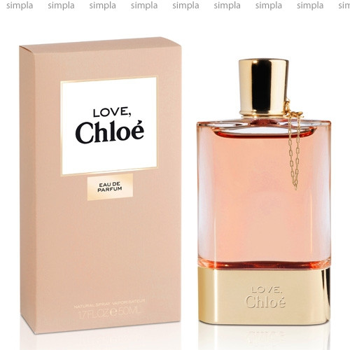 Chloe Love парфюмированная вода объем 50 мл тестер (ОРИГИНАЛ)