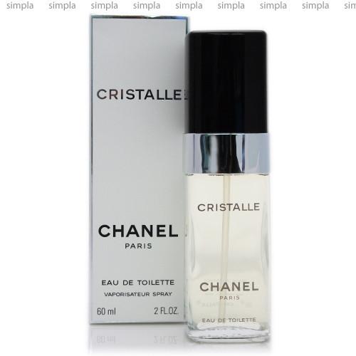 Chanel Cristalle туалетная вода объем 30 мл refill тестер (ОРИГИНАЛ)
