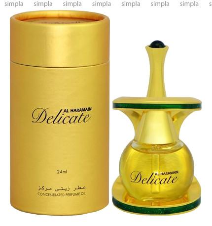 Al Haramain Perfumes Delicate масляные духи  (ОРИГИНАЛ)