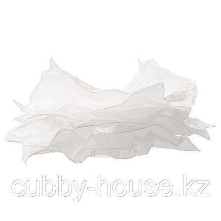 КРУСНИНГ Абажур для подвесн светильника, белый, 85 см, фото 2