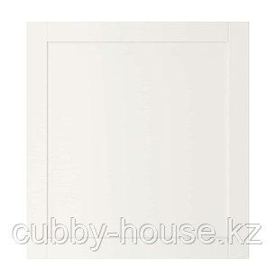 ХАНВИКЕН Дверь, белый, 60x64 см, фото 2