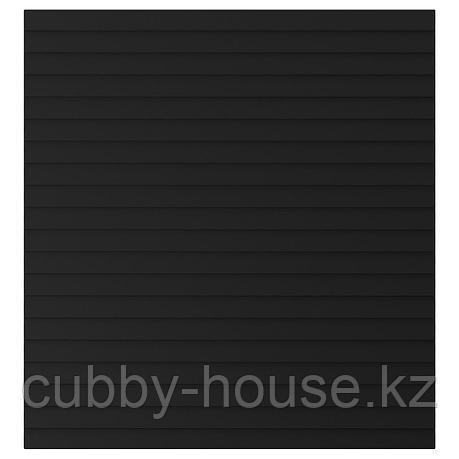 СТОККВИКЕН Дверь, антрацит, 60x64 см, фото 2