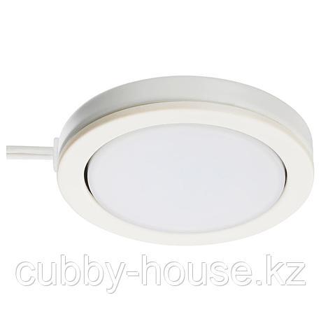 ОМЛОПП Софит светодиодный, белый, 6.8 см, фото 2