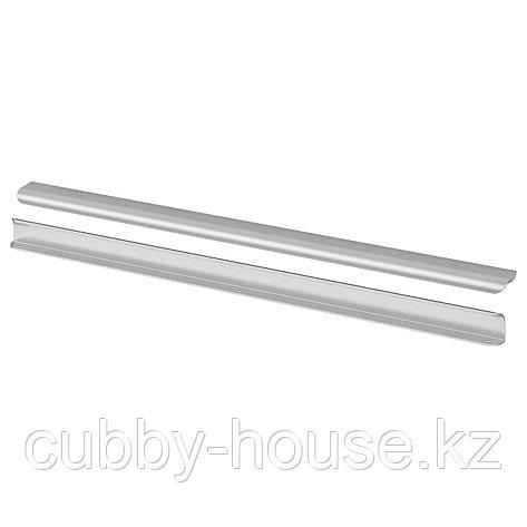 БИЛЬСБРУ Ручка, цвет нержавеющей стали, 720 мм, фото 2