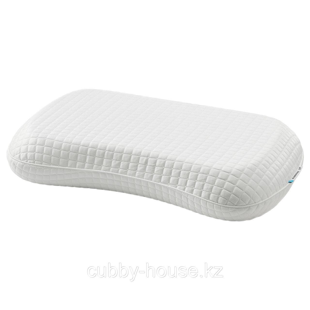 КЛУББСПОРРЕ Эргономичная подушка, универсальная, 43x65 см