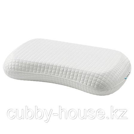 КЛУББСПОРРЕ Эргономичная подушка, универсальная, 43x65 см, фото 2