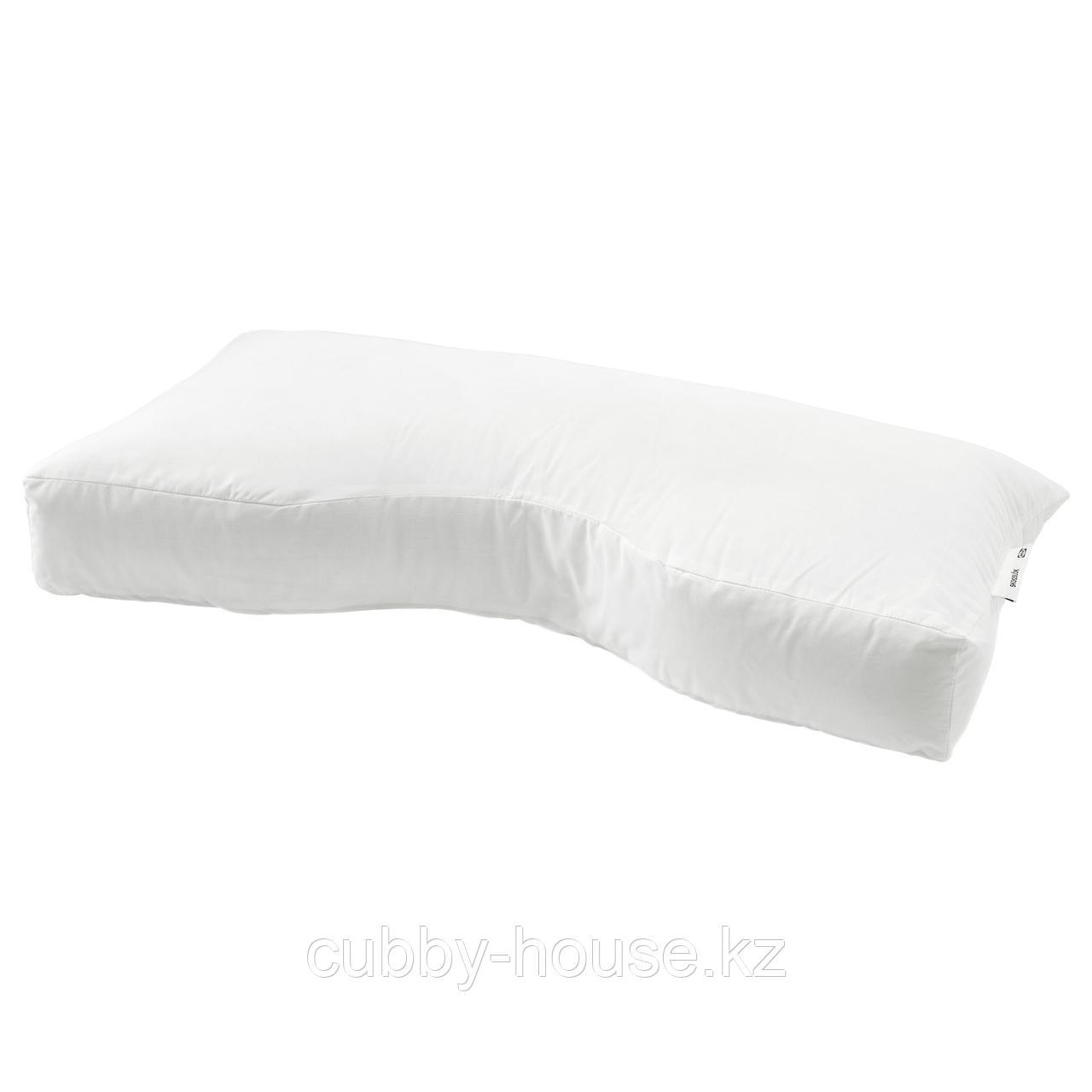 СКОГСЛЁК Эргономичная подушка, универсальная, 40x65 см