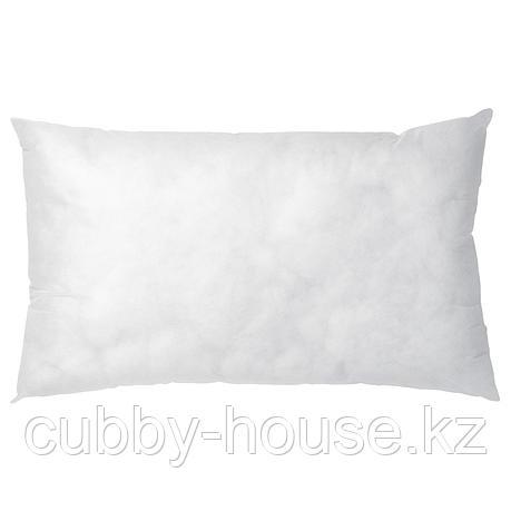 ИННЕР Подушка, белый, 40x65 см, фото 2