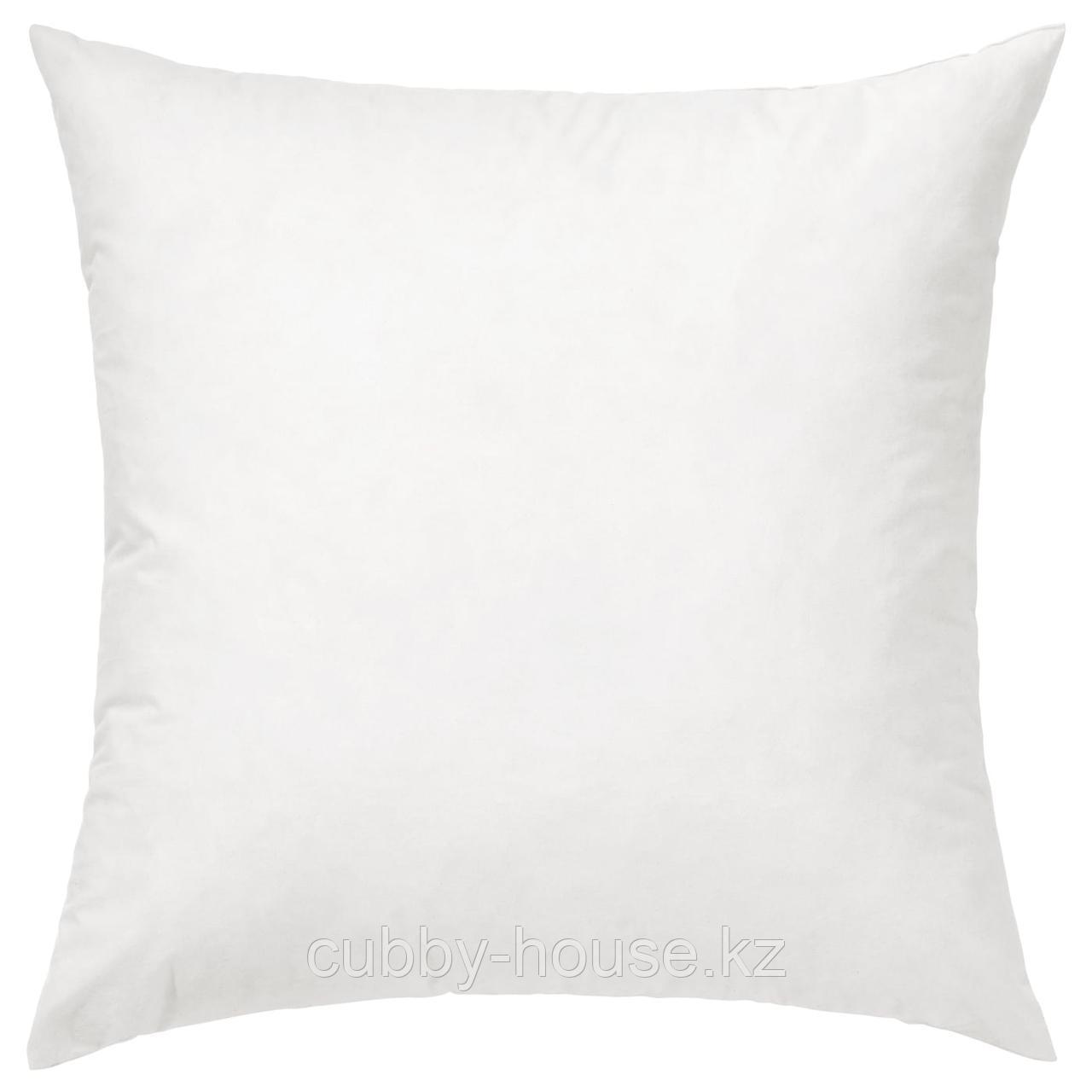 ФЬЕДРАР Подушка, белый с оттенком, 65x65 см