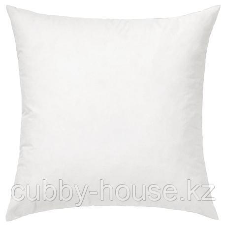 ФЬЕДРАР Подушка, белый с оттенком, 65x65 см, фото 2