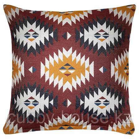 ФРАНСИНЕ Чехол на подушку, разноцветный, 50x50 см, фото 2