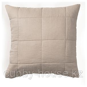 ГУЛЬВЕД Чехол на подушку, неокрашенный, 65x65 см, фото 2