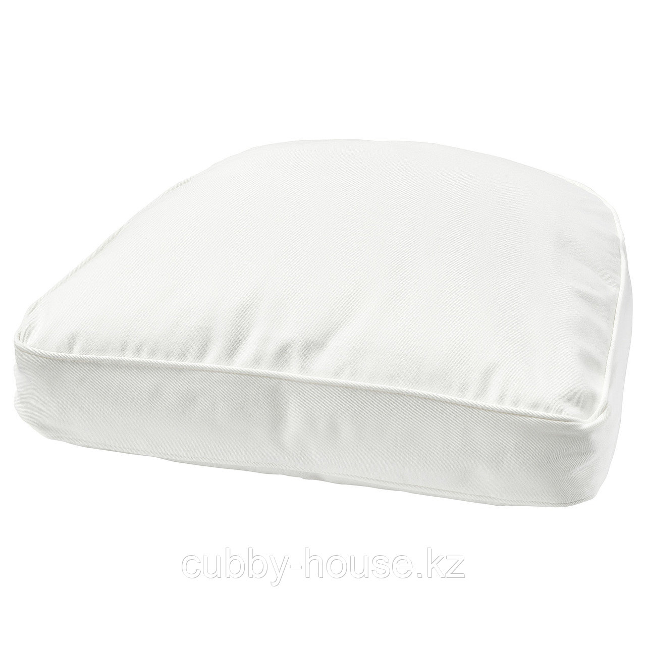 ЮПВИК Подушка, Блекинге белый, 54x54 см - фото 1