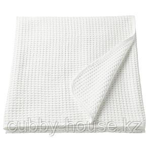 ВОРЕЛЬД Покрывало, белый, 230x250 см, фото 2