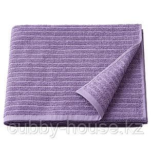 ВОГШЁН Банное полотенце, фиолетовый, 70x140 см, фото 2