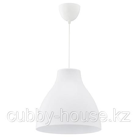 МЕЛОДИ Подвесной светильник, белый, 38 см, фото 2