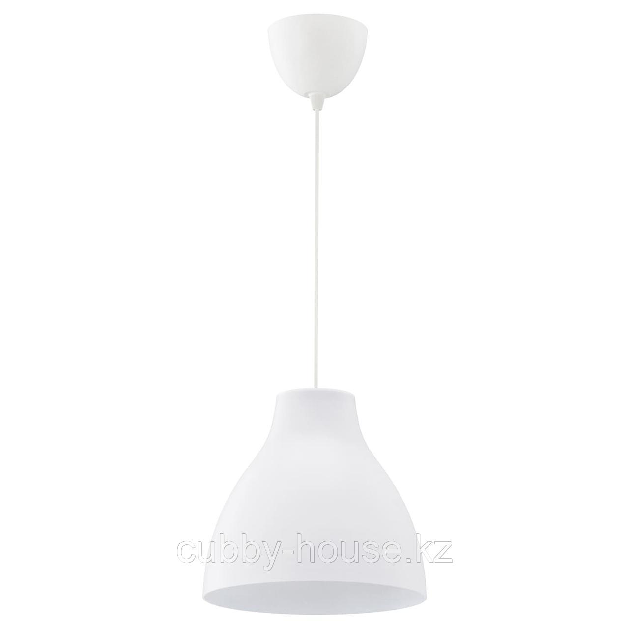 МЕЛОДИ Подвесной светильник, белый, 28 см